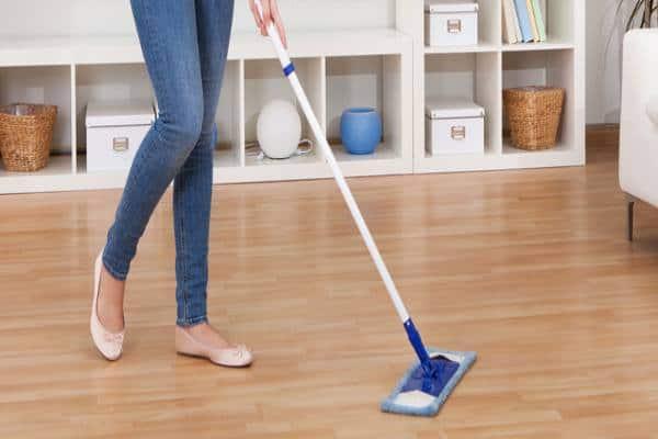 hoe laminaat schoonmaken