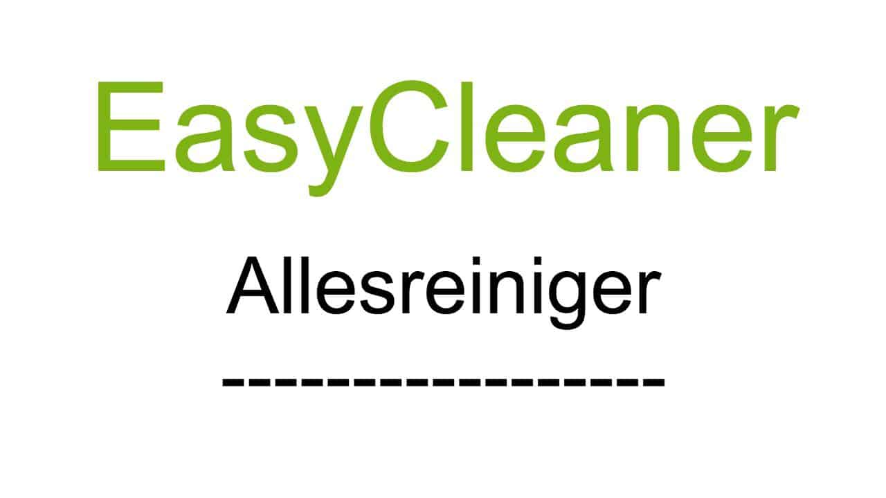 Easy Cleaner Logo